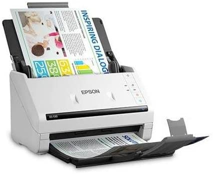 EPSON DS-530 SCANNER VERTICAL. VELOCIDAD: 35 P/P/M